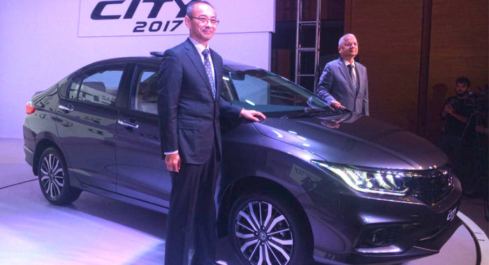 2017 Honda City Launched In India; Prices Start At INR 8.50 lakhs