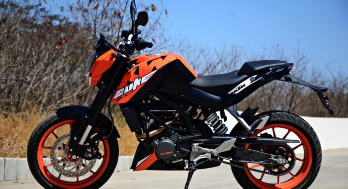 2017 Ktm 200 Duke First Ride Review Motoroids