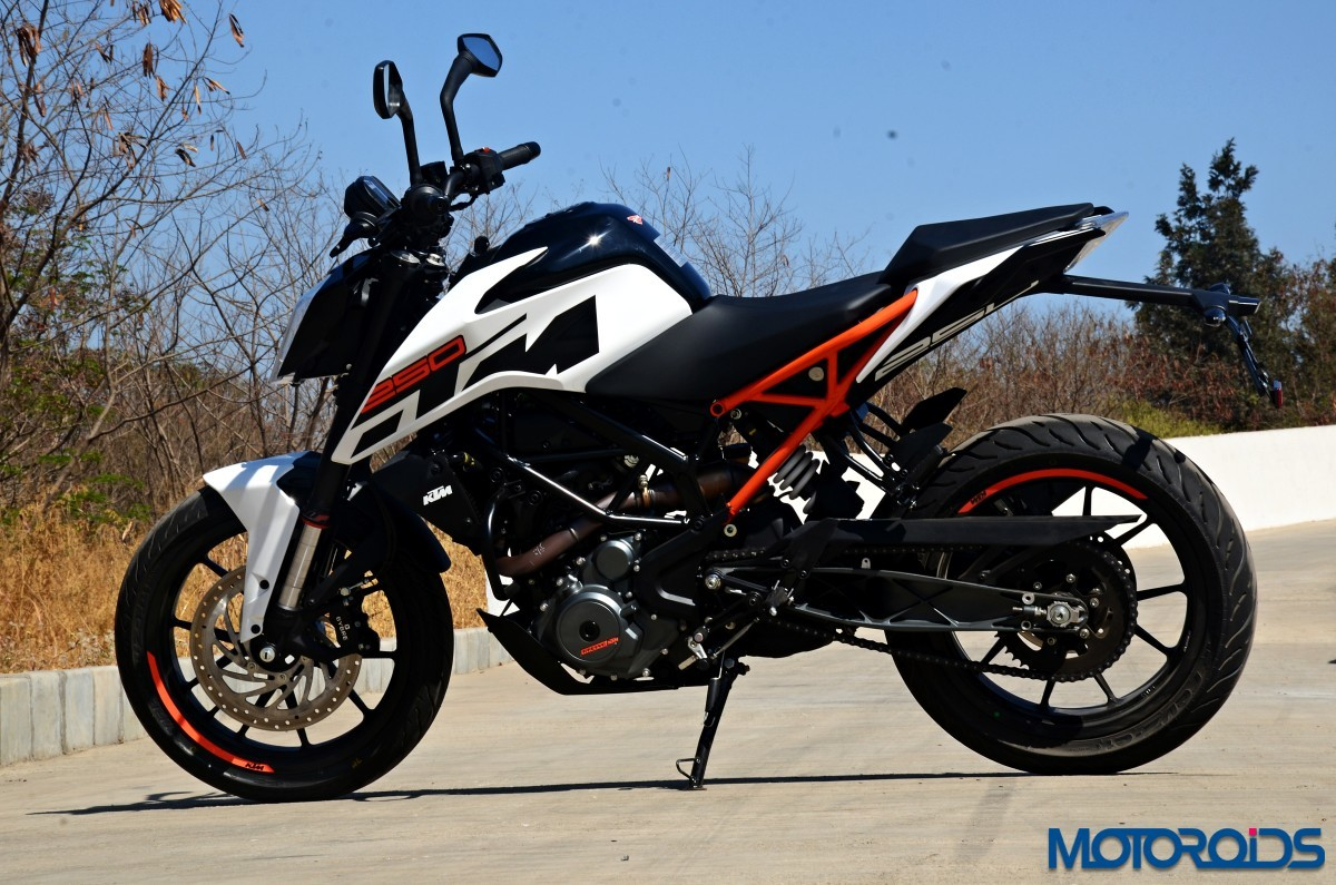 Ktm Duke Review India