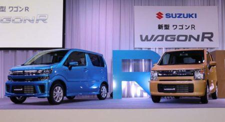 2017 Suzuki WagonR STingray (12)