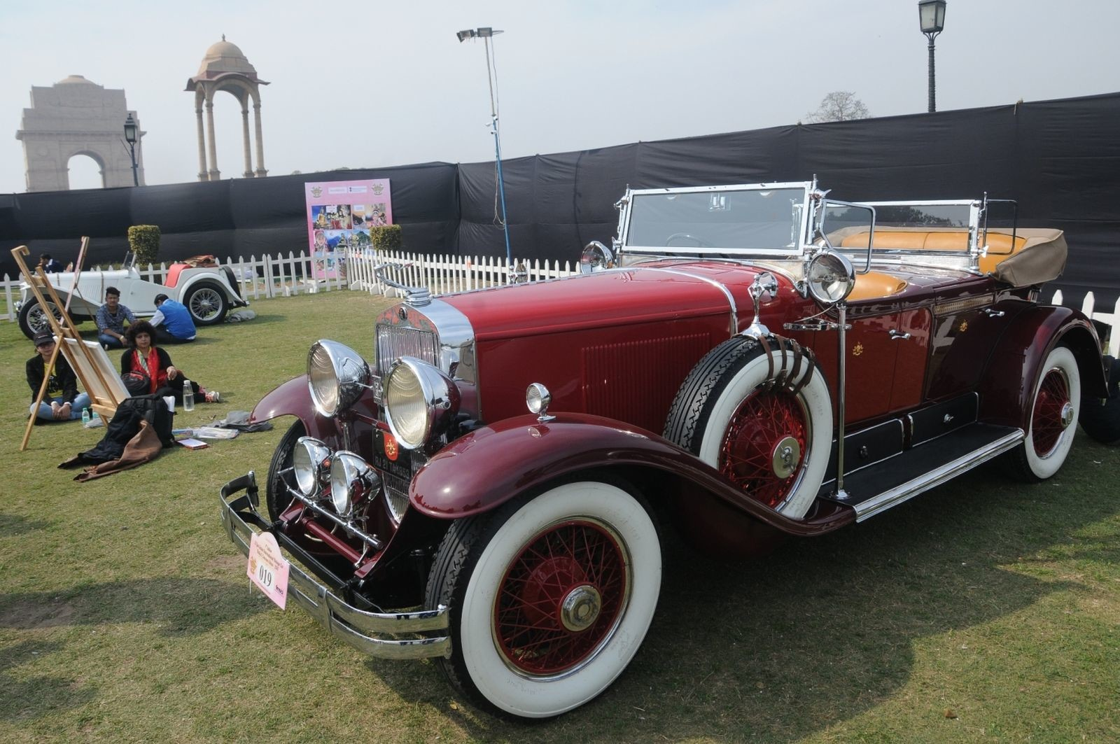 21-Gun-International-Vintage-Car-Rally-and-Concours-Show-2017-1