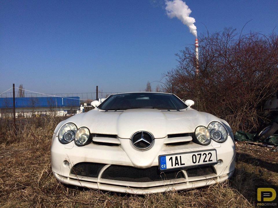 Abandoned-Mercedes-Benz-SLR-McLaren-3
