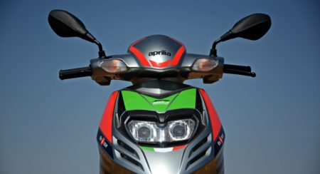 Aprilia Sr150 Race First Ride Review (57)