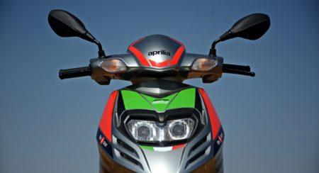 Aprilia Sr150 Race First Ride Review (57)