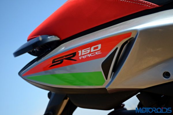 Aprilia Sr150 Race First Ride Review (66)