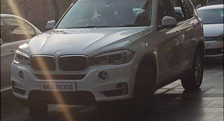 BMW X5 - Mukesh Ambani - 1