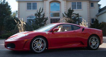 Donald Trump's Ex-Ferrari F430 (2)
