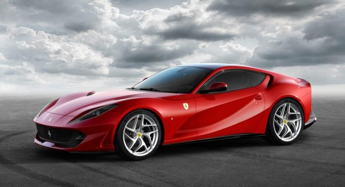 Ferrari Replaces The F12 With This 800 HP 812 Superfast