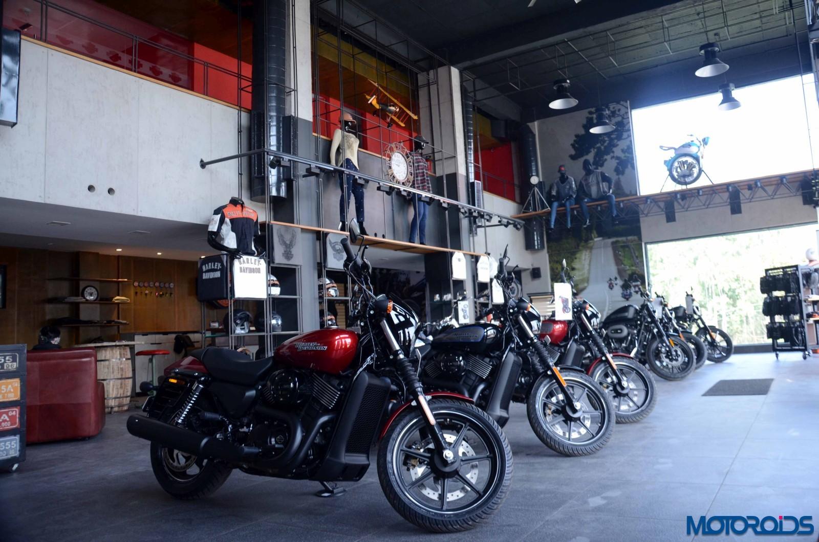 FootHills-Harley-Davidson-Dehradun-1