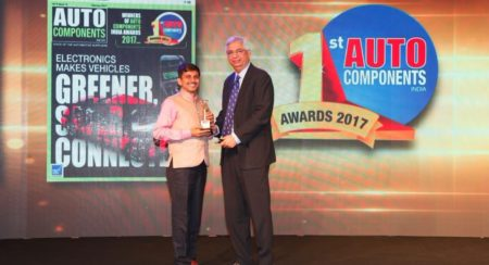 Hella India Wins Auto Component India Of The Year Award