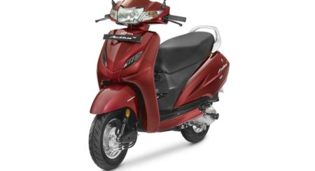 Honda 2Wheelers India Rolls Out 1,50,00,000th Activa