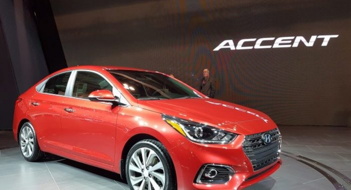 All-New 2018 Hyundai Accent Ready For North America