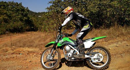 Kawasaki KLX140G - Ride Experience (43)