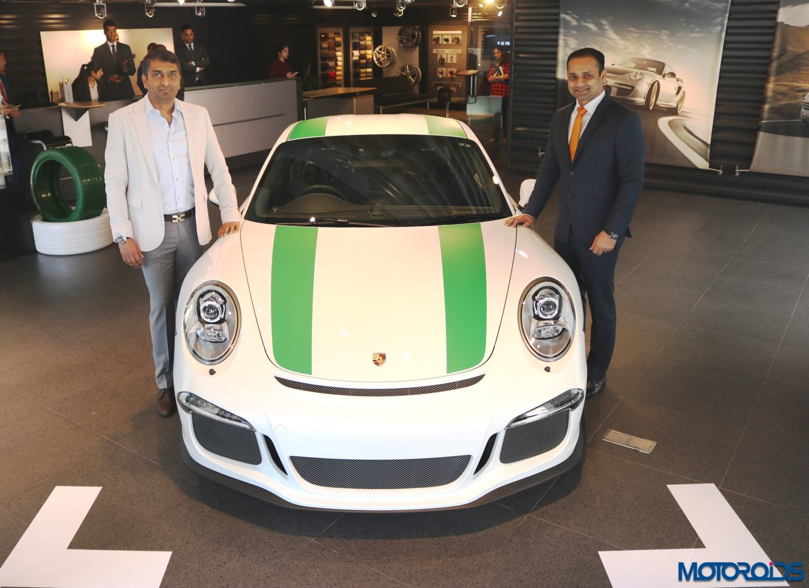 Limited-edition-Porsche-911-R-Comes-To-India-1