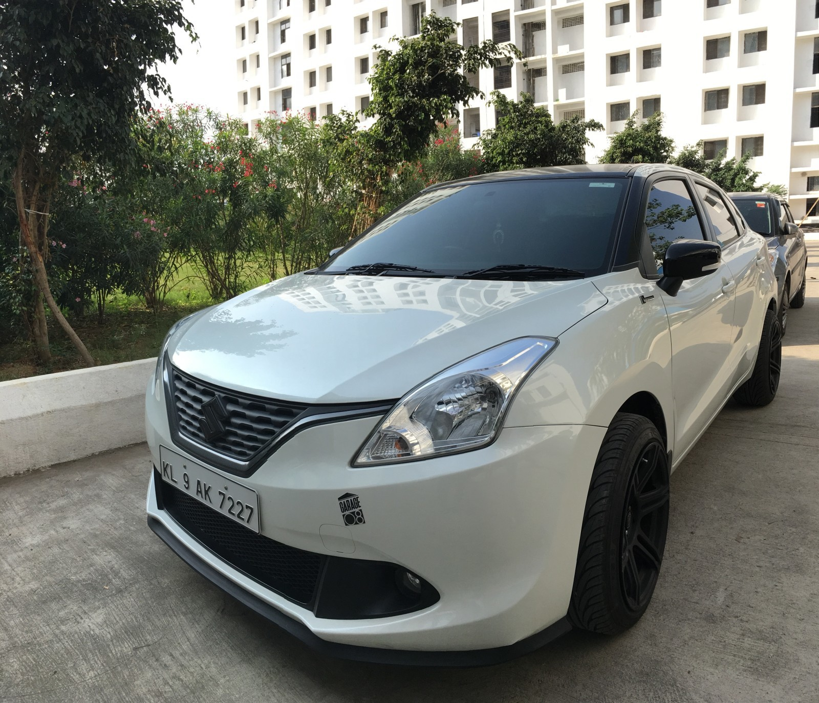 I Modified My Baleno Delta Let Me Know Your Thoughts