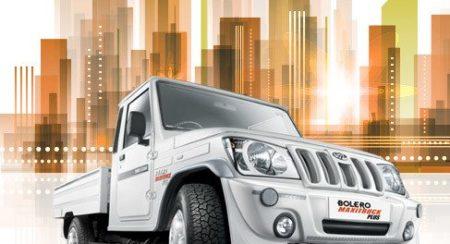 Mahindra Bolero Maxi Truck Plus DI Turbo