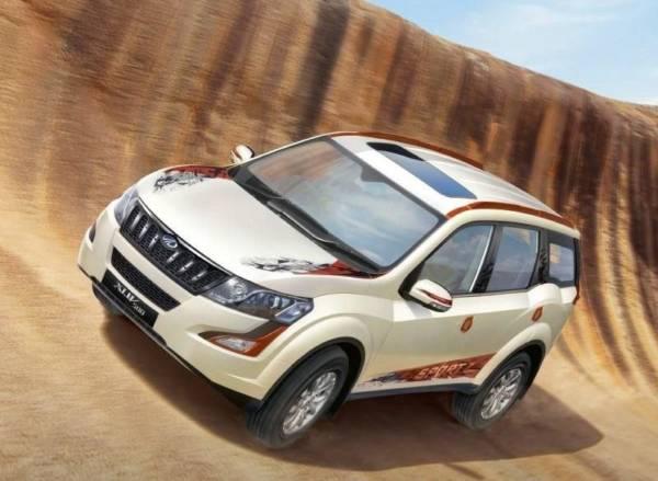 Mahindra XUV500 Sportz Edition (1)
