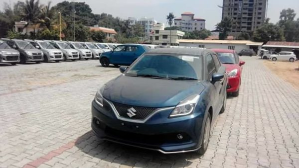Maruti Suzuki Baleno RS dealerships