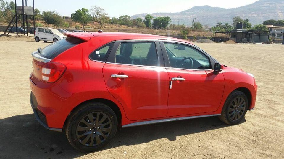 Maruti-Suzuki-Baleno-RS-spotted-2
