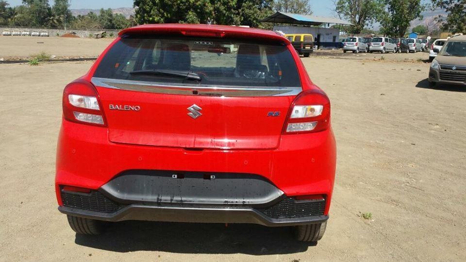 Maruti-Suzuki-Baleno-RS-spotted-3