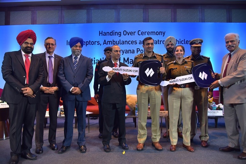 Maruti-Suzuki-presents-15-new-vehicles-to-Haryana-Police-Department-1