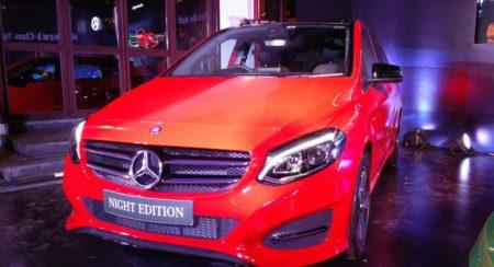 Mercedes-Benz A-Class Night Edition (8)