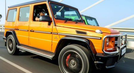 Mercedes-Benz G63 AMG Crazy Color Edition (1)