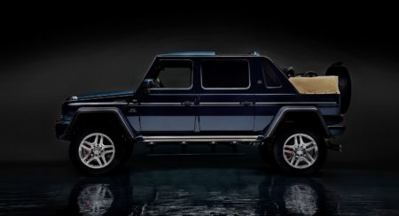 Mercedes-Maybach G650 Landaulet (1)