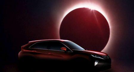 Mitsubishi - Eclipse Cross - Teaser - 1