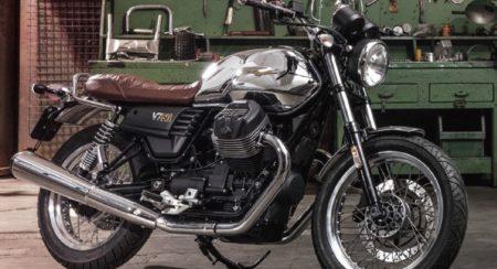 Moto Guzzi V7 - V7 III ANNIVERSARIO - 2
