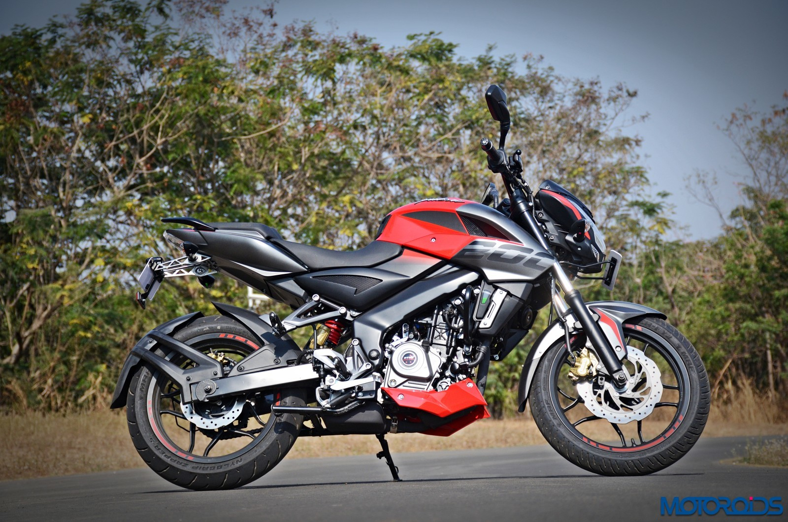 New 2017 Pulsar 200ns First Ride Review Images Price