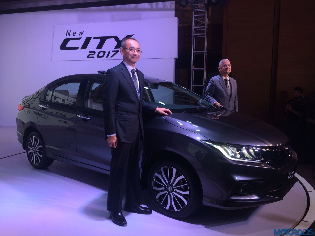 2017 honda city launched in india prices start at inr 8 for New honda city 2017