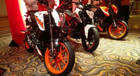 New KTM Duke Range India Launch (3)