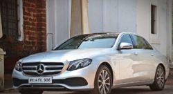 New Mercedes Benz E 350 CDI LWB