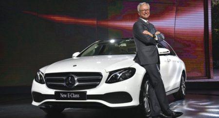 New Mercedes-Benz E-Class India Launch (2)