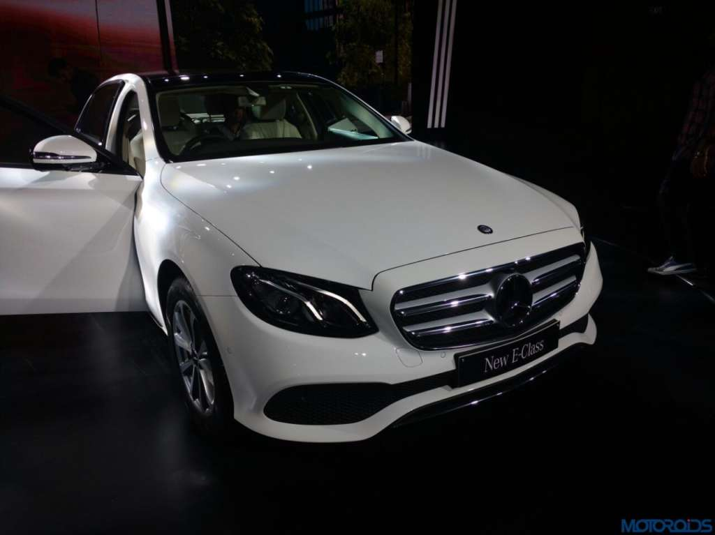 New mercedes benz e class lwb launched in india at inr 56 for Mercedes benz for sale in india
