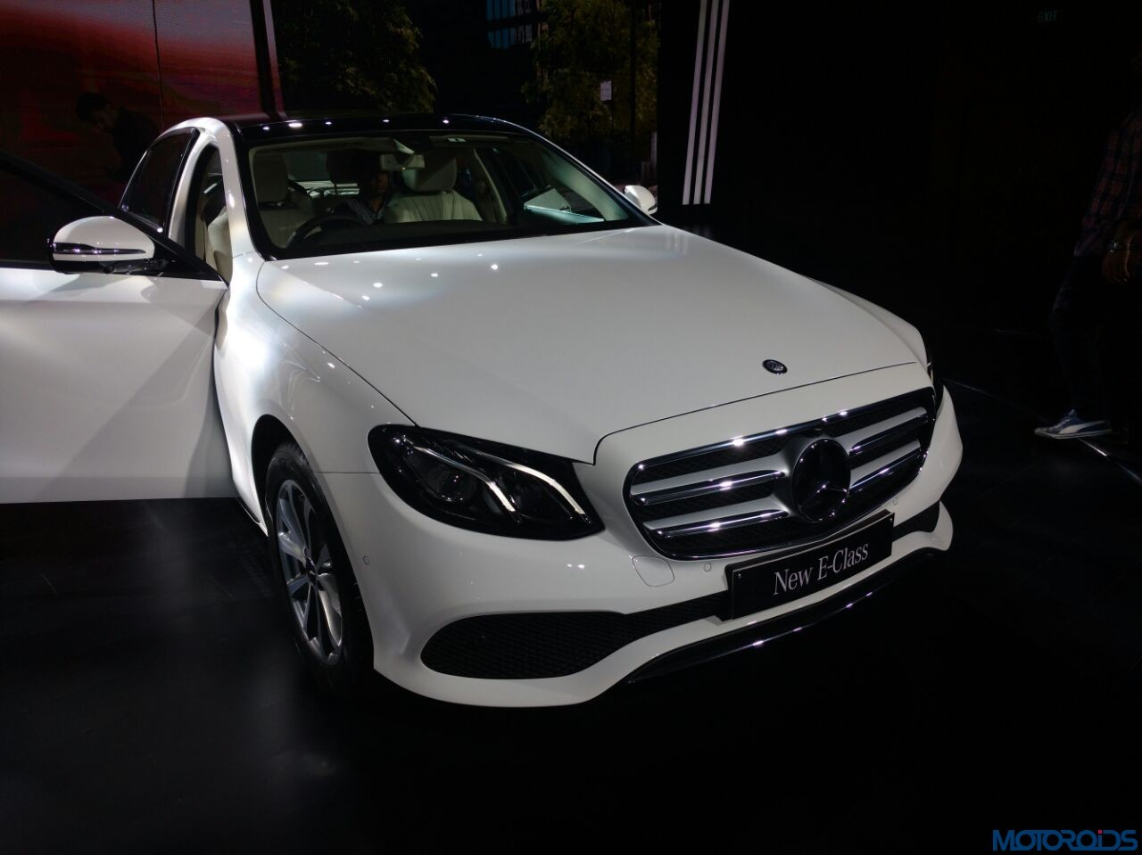 new mercedes benz e class lwb launched in india at inr 56