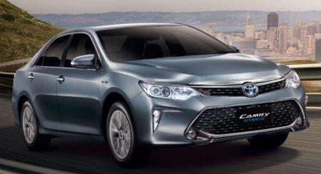 New Toyota Camry Hybrid (2)
