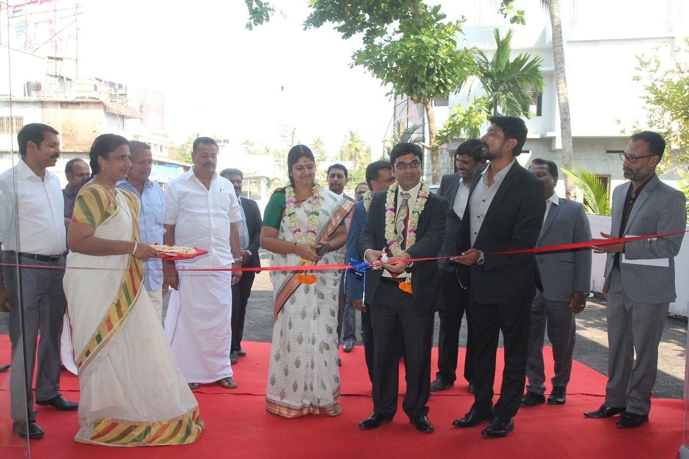 Nissan-India-Inaugurates-EVM-Cars-Service-Centre-in-Kochi-1