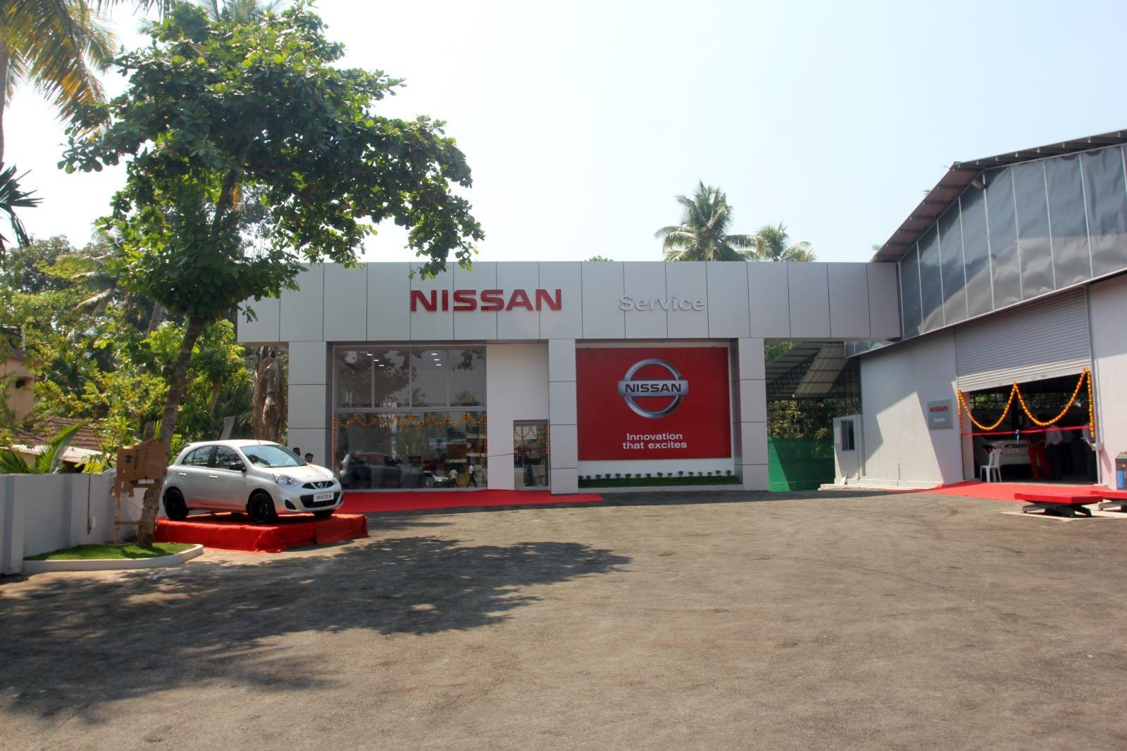 Nissan-India-Inaugurates-EVM-Cars-Service-Centre-in-Kochi-2