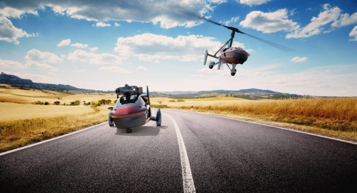 World's First Commercial Flying Car, PAL-V Liberty, Launched At £4,25,000 (INR 3.5 crore)
