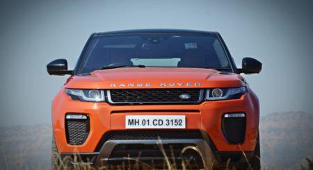 Range Rover Evoque front (5)