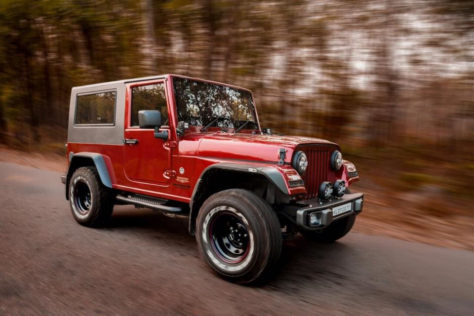 This Is The Cleanest Thar-To-Wrangler Mod Job We've Seen ...