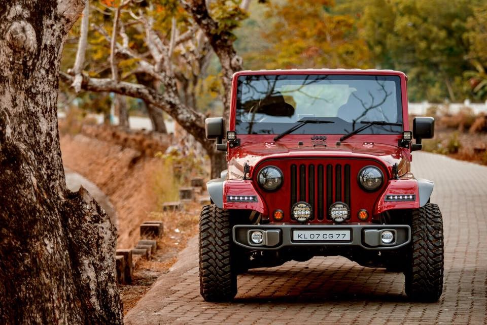 This Is The Cleanest Thar To Wrangler Mod Job We Ve Seen