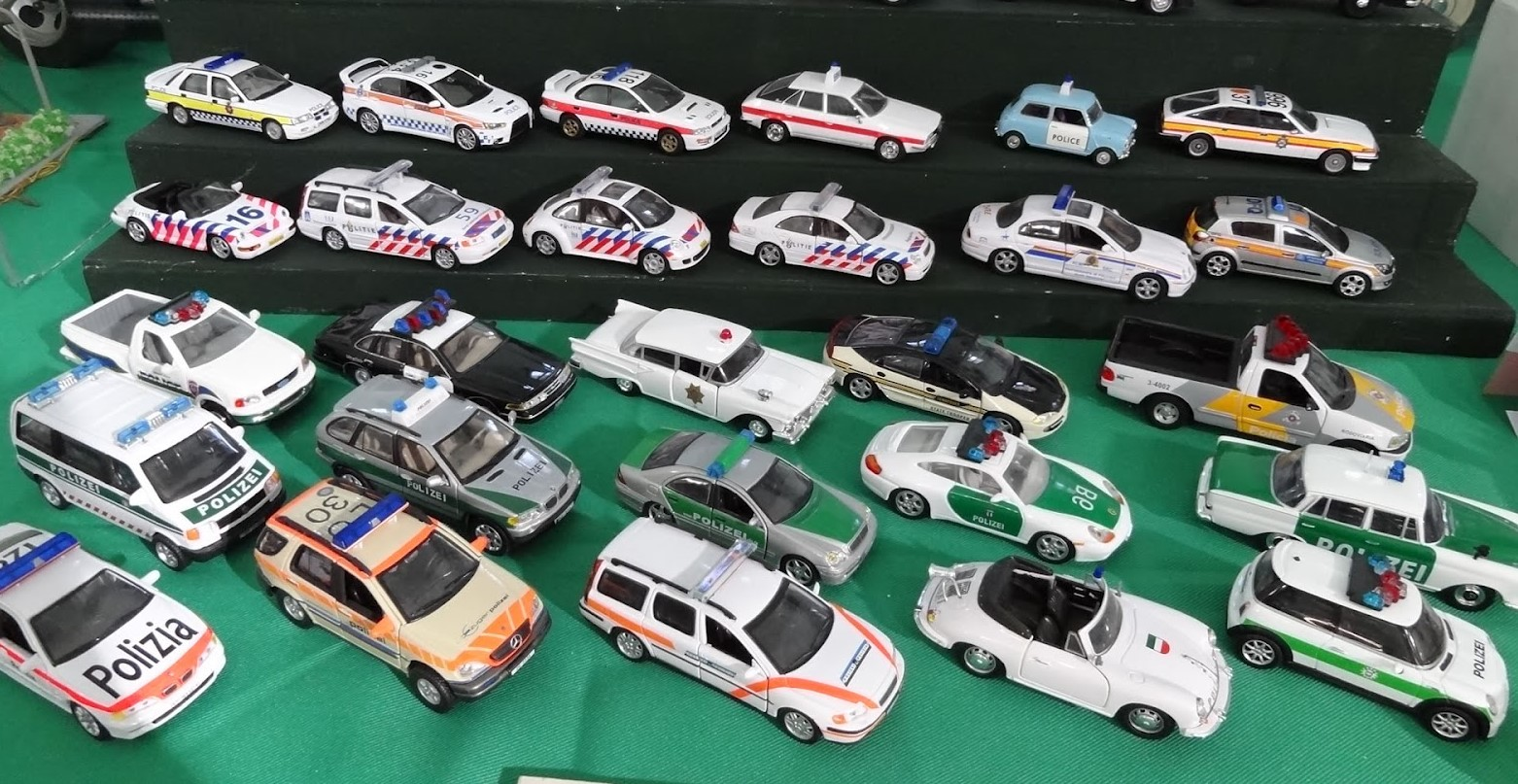 February 1, 2017-Scale-Models-Police-cars.jpg