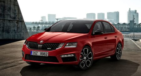 Live from the India bound Skoda Octavia RS Tech briefing
