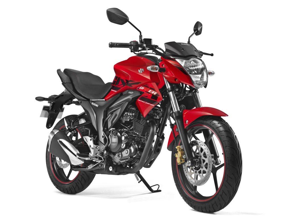 Suzuki-Gixxer-Pearl-Mira-Red-2