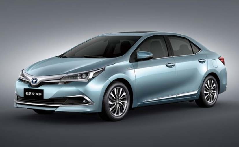 Rumour Mill Toyota Corolla Altis Hybrid India Launch In