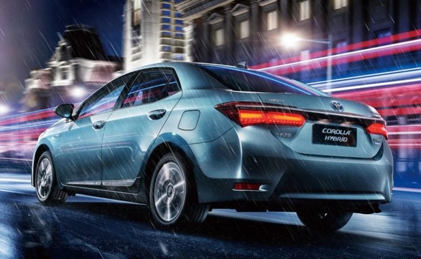 Rumour Mill: Toyota Corolla Altis Hybrid India Launch In ...