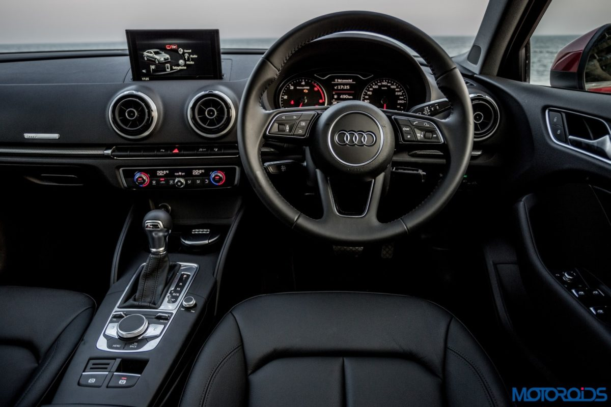 new 2017 Audi A3 facelift interior (2)